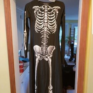 Skeleton dress